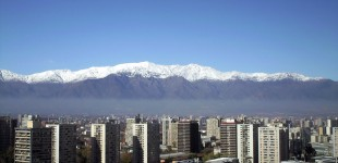 Urban Life in Santiago, Chile