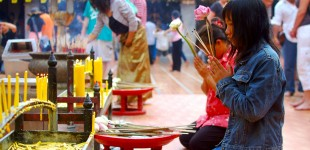 Thai New Year in Chiang Mai