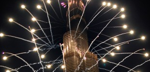 Kuwait & New Year in Dubai