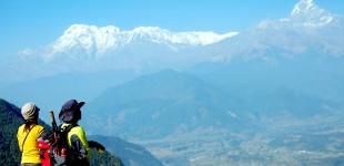 Trekking Around Annapurna & Pokhara