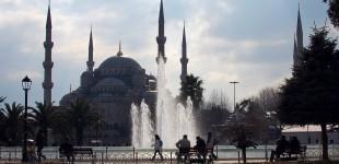 Eurasian Crossroad: Istanbul, Turkey